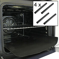 4 x UNIVERSAL Teflon Oven Cooker Liner Non Stick Heavy Duty Lining 40 x 50 cm