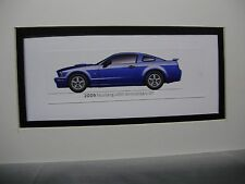 2009  Ford Mustang GT 45th Anniversary  From  50 Year Anniversary Exhibit