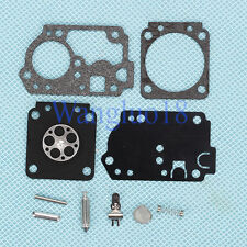Carburetor Carb Repair Kit for ZAMA RB-168 Poulan Weed Eater 33cc Trimmer