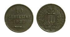 pci3181) Repubblica di San Marino  10 centesimi 1935