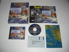 Master of Olympus : ZEUS Pc Cd Rom Original AOE BIG BOX - FAST , SECURE POST