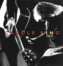 Concert by Carole King (Cassette) SEALED NEW (GS 11-4-1)