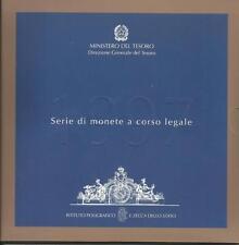 ITALIA REPUBBLICA 1997 DIVISIONALE SERIE ZECCA DONIZETTI FDC