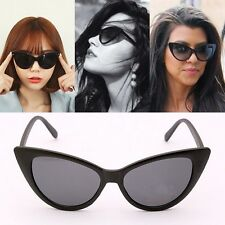 New Retro Womens Classic Cat Eye Outdoor Fashion Shades Vintage Retro Sunglasses