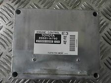 1998 TOYOTA COROLLA EE100 1.3 ENGINE CONTROL UNIT ECU 89661-1A760 211000-5200