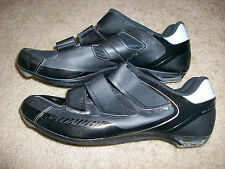 SPECIALIZED ROAD BIKE SHOES MENS SIZE 12, 46 EURO CYCLING BICYCLE SHOES NICE!