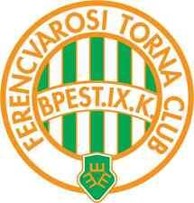"Ferencvaros TC Hungary Soccer Football Car Bumper Sticker Decal 5"" x 5"""