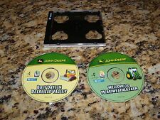 John Deere Busy Days In Deerfield Valley Welcome Merriweather To Farm (PC, 2005)