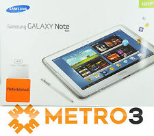 Samsung Galaxy Note 10.1 16GB WiFi Android Tablet | White | A Grade