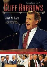 Gaither Gospel Series: Cliff Barrows - Just As I Am (DVD, 2014)