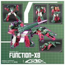 Fansproject Function X8 Crox Transformers Nuovo New