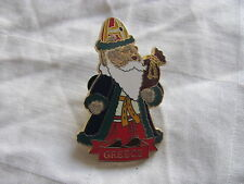 Disney Trading Pins 16591: DS - Pooh Santas Around the World (Greece)