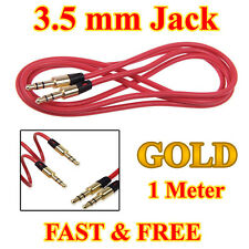 3x Replacement 3.5mm Aux Audio Jack Cable Lead for Monster Dr Dre Beat Headphone