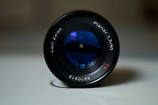 Carl Zeiss Planar T* 50 mm F1.7 Contax mount lens