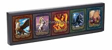 Tuvalu 2013 2014 Mythical Creatures Display Box for Five Coin Series
