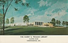 LAM(Y) Independence, MO - The  Harry S. Truman Library - Exterior and Grounds