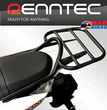 Renntec Luggage Rack / Carrier Triumph Speed Triple 1050 2011, 2012 Black