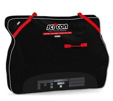 Bolsa Con Tapa Bici Portabicicletas SCICON TRAVEL PLUS MTB ACOLCHADO/BIKE BAG