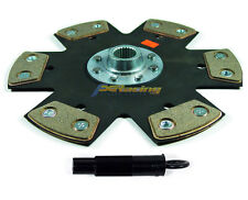 FX STAGE 4 RIGID CLUTCH DISC+ALIGN TOOL RSX TYPE-S HONDA CIVIC Si K20A2 K20A3