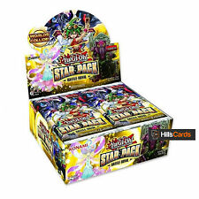 Yu-Gi-Oh Cards Star Pack Battle Royal - Factory Sealed Booster Box of 50 Packs