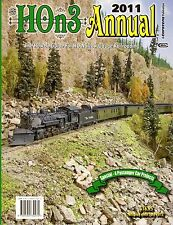 2011 HOn3 ANNUAL still available - How-To Guide for HO Narrow Gauge (NEW BOOK)