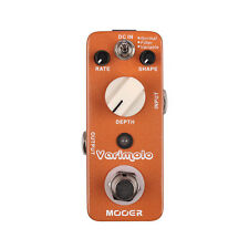 Mooer Audio Varimolo MTRM1 Digital Micro Tremolo Guitar Effect Pedal - Brand New