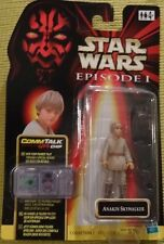 Anakin Skywalker Star Wars Episode I CommTalk Collection Action Figure