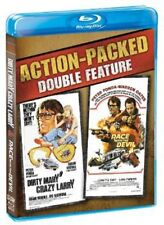 Dirty Mary, Crazy Larry/Race with the Devil (2013, Blu-ray NEUF)