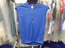 New Blue Canari Sleeveless Jersey...Men's Small (Second Quality)