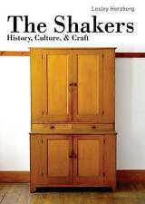 New THE SHAKERS Lesley Herzberg HISTORY CULTURE AND CRAFT pb book