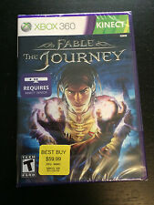 Fable: The Journey Xbox 360 game *Kinect Required* BRAND NEW FACTORY SEALED!