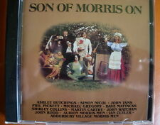 Son Of Morris On CD NEW SEALED Dancing Dance Folk John Tams/Ashley Hutchings