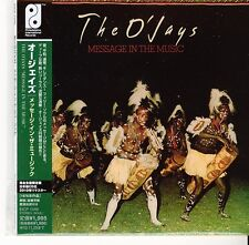 Message in the Music by O'Jays (The) (CD, May-2010, Japan Sony Music) NEW SS
