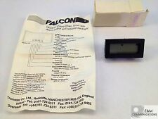 HED011T TRUMETER FALCON COUNT DOWN TIMER ALARM OUTPUT OPTIONAL BACKLIGHT