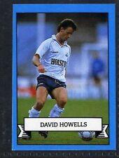(Gp962-407) Merlin Football Card, Team 90, #277 David Howells, Tottenham 1990 EX