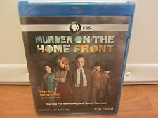 MURDER ON THE HOME FRONT Blu-ray  NEW  PBS  Patrick Kennedy, Tamzin Merchant NEW