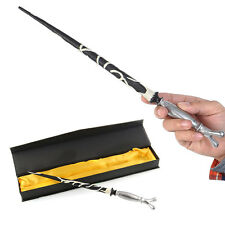 Deluxe Harry Potter Horace Slughorn's Wizard Magical Magic Wand With Box Gift