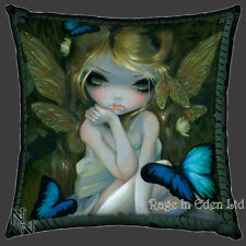*LILY* Fairy Fantasy Art Cushion By Jasmine Becket-Griffith