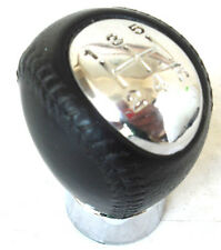 MAZDA 3 5 6 323 626 RX-8 PREMACY MPV 5 XEDOS GEAR SHIFT KNOB 5 SPEED LEATHER