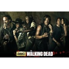 The Walking Dead - Cast - Daryl Dixon, Rick Grimes, Michonne - Poster #105