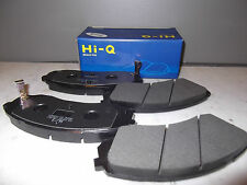 HYUNDAI I LOAD VAN REAR CERAMIC BRAKE PAD PAIR (DB1957)