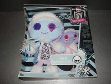 Monster High Friends Plush Doll - Abbey Bominable and Shiver 2011 Mattel