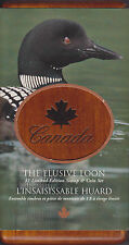 2004 Canada Elusive Loon Coin and Stamp Set
