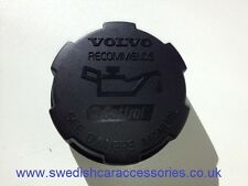 GENUINE VOLVO OIL FILLER CAP WITH SEAL XC90 S80 V70 S60 S40 V40 C70 S70 240 740