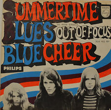 "BLUE CHEER - SUMMERTIME BLUES / OUT OF FOCUS  7""SINGLE (G 574)"
