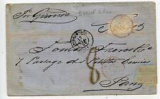 LETTRE ANCIENNE / BRAZIL / BRESIL LE HAVRE  / PARIS 1870