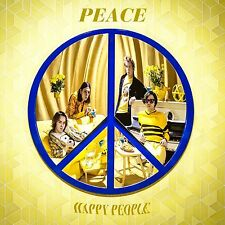 Peace - Happy People (NEW Deluxe Edition CD 2015)
