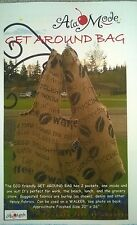 GET AROUND BAG PATTERN Use it on a Walker ECO FRIENDLY SHIPS FREE