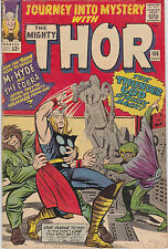 Journey Into Mystery #106 The Mighty Thor Marvel Silver Age