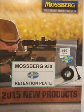 MOSSBERG 930 AUTOLOADER Factory New STOCK RETENTION PLATE Ships FREE!